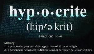hypocrit